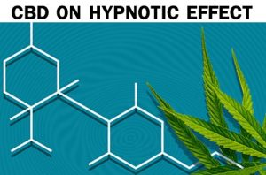 cbd on hyponotic effect